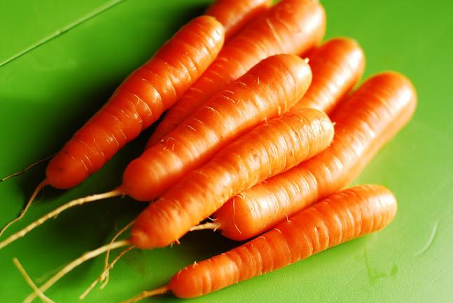 Mẹo trị tàn nhang bằng cà rốt