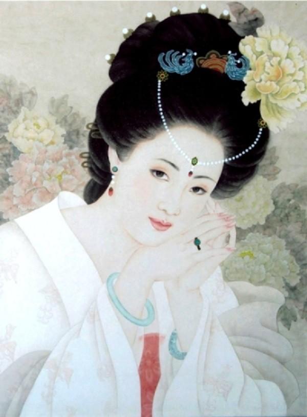 """Mỹ nhân Trung Quốc thời xưa và những cách trị tàn nhang """"bí truyền"""" 1"""