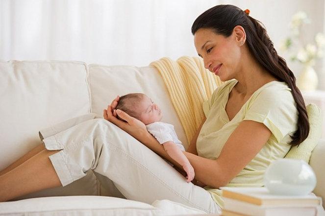 Phụ nữ sau sinh – Nỗi lo tàn nhang làm giảm nhan sắc 1