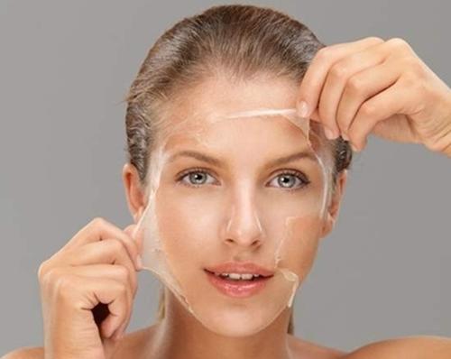 Mặt nạ trứng gà trị tàn nhang, làm sạch da với nước cốt chanh