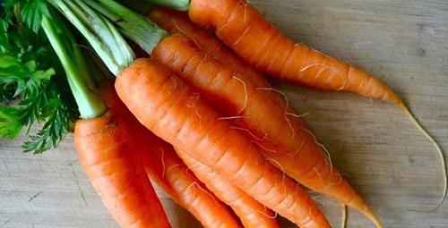 mặt nạ cà rốt