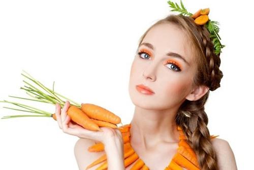 Tập hợp những loại mặt nạ cà rốt trị tàn nhang hay nhất 1