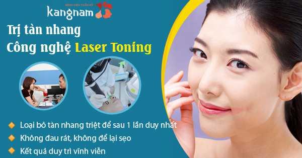 Cách chăm sóc da sau khi đốt laser toning