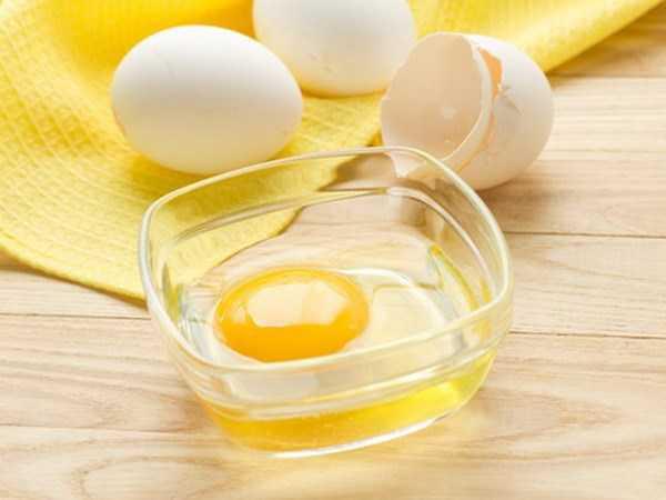 Trị tàn nhang sau sinh bằng trứng