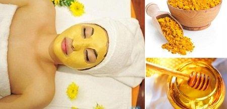 điều trị tàn nhang tận gốc bằng mật ong