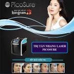 Trị tàn nhang bằng CN Laser Picosure – Da sạch tàn nhang – An toàn – Không tái phát