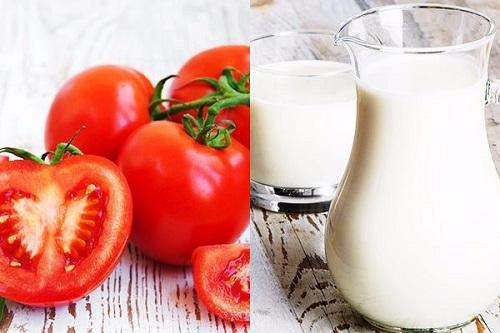 mặt nạ sữa chua