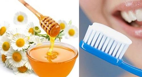 trị nám bằng kem đánh răng